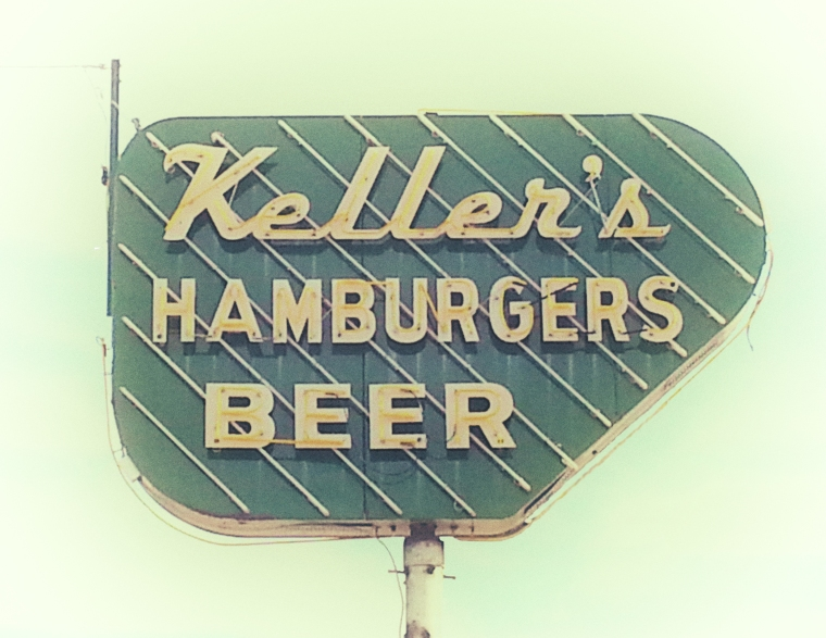 Kellers Burgers and Beer