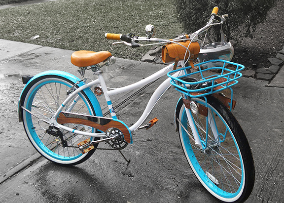 My New Bicycle